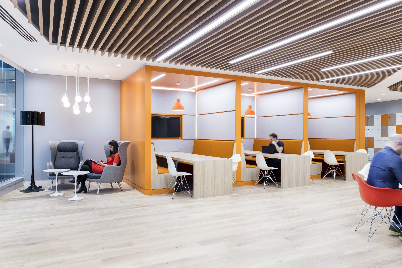 Thomson Reuters – Breakout spaces