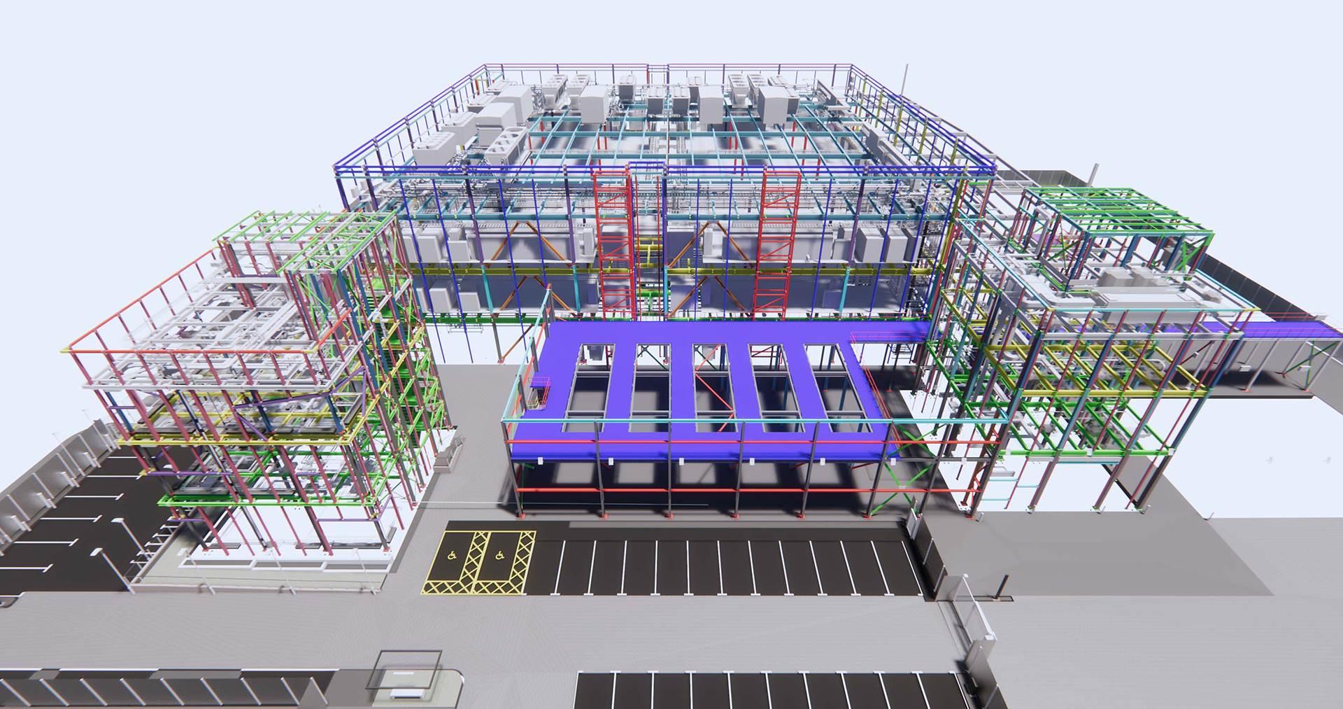 LD070 Data Centre