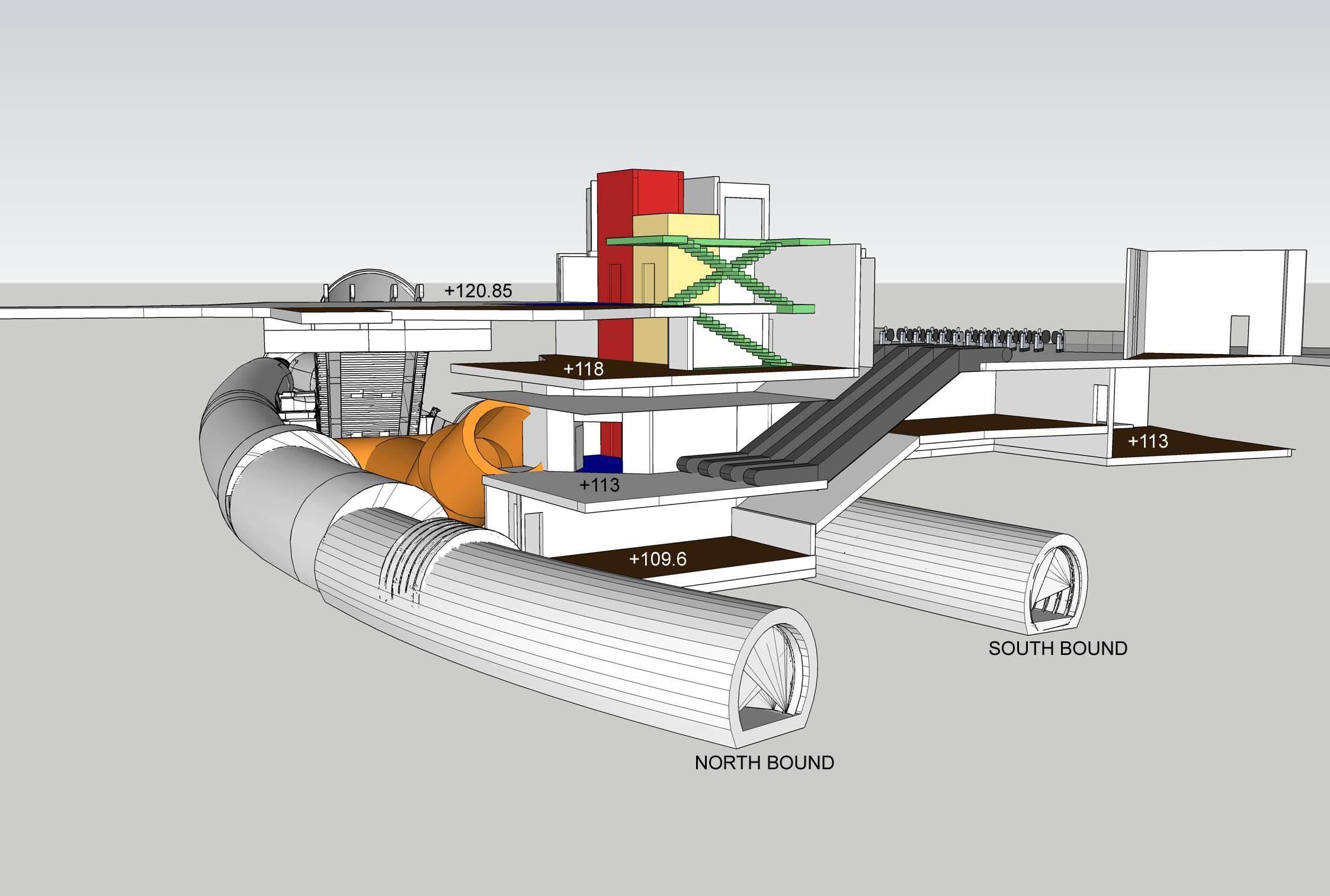 Paddington Bakerloo Line Station Upgrade