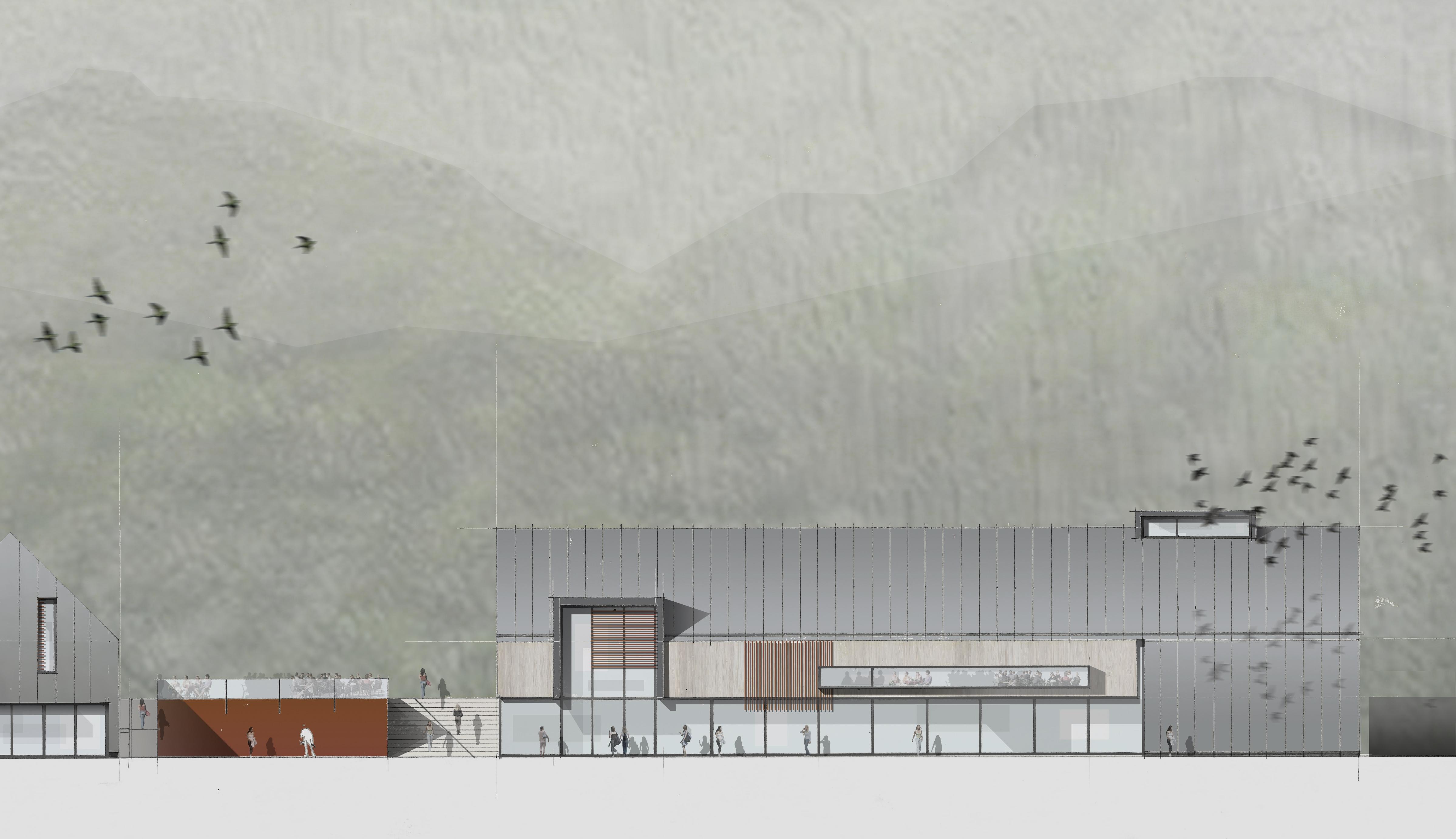 Gateway Retail And Restaurant Concept
