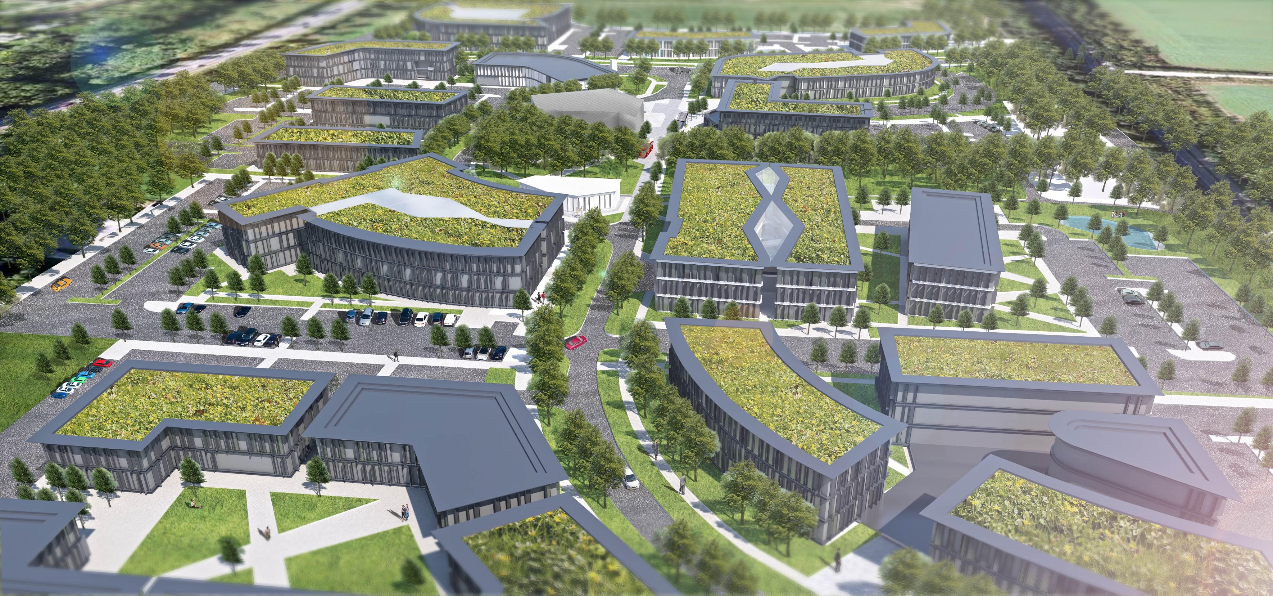 Harlow Science Park Masterplan
