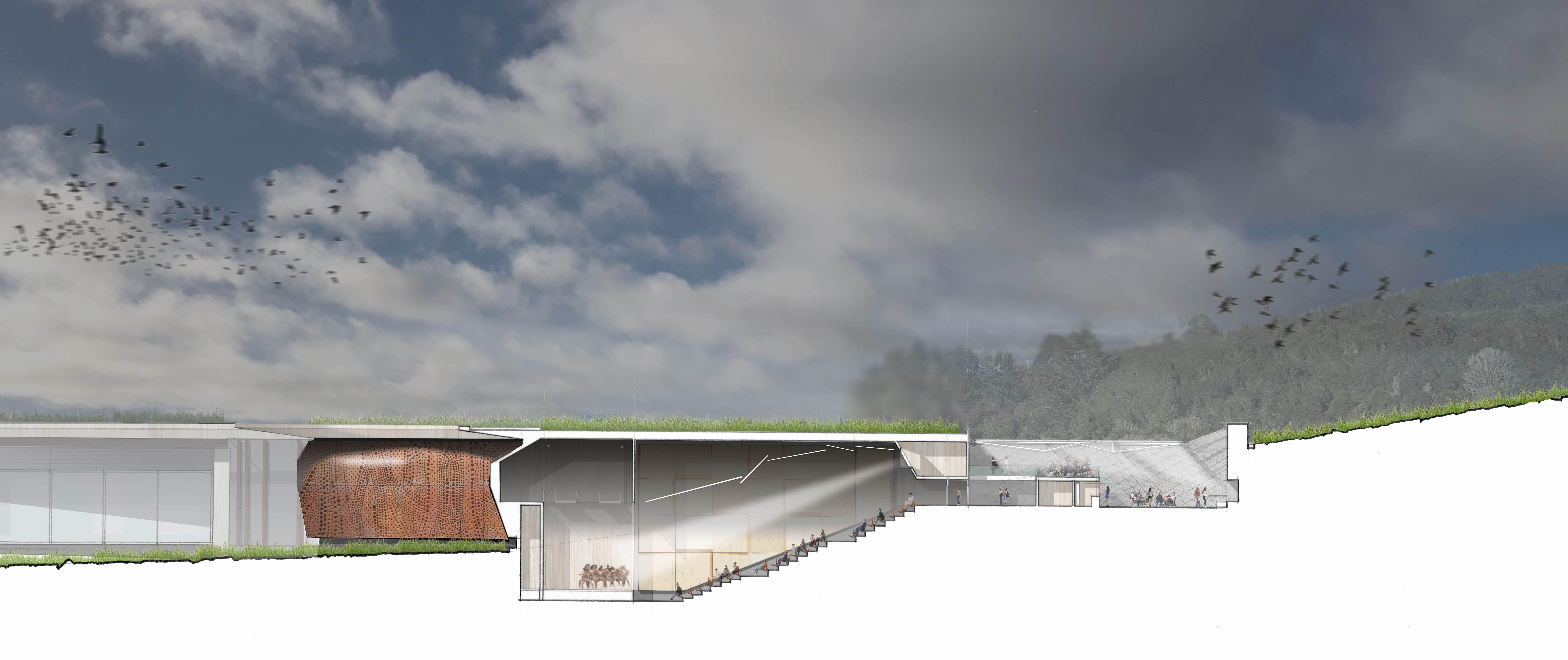Maui Arts Centre Theatre Section 01