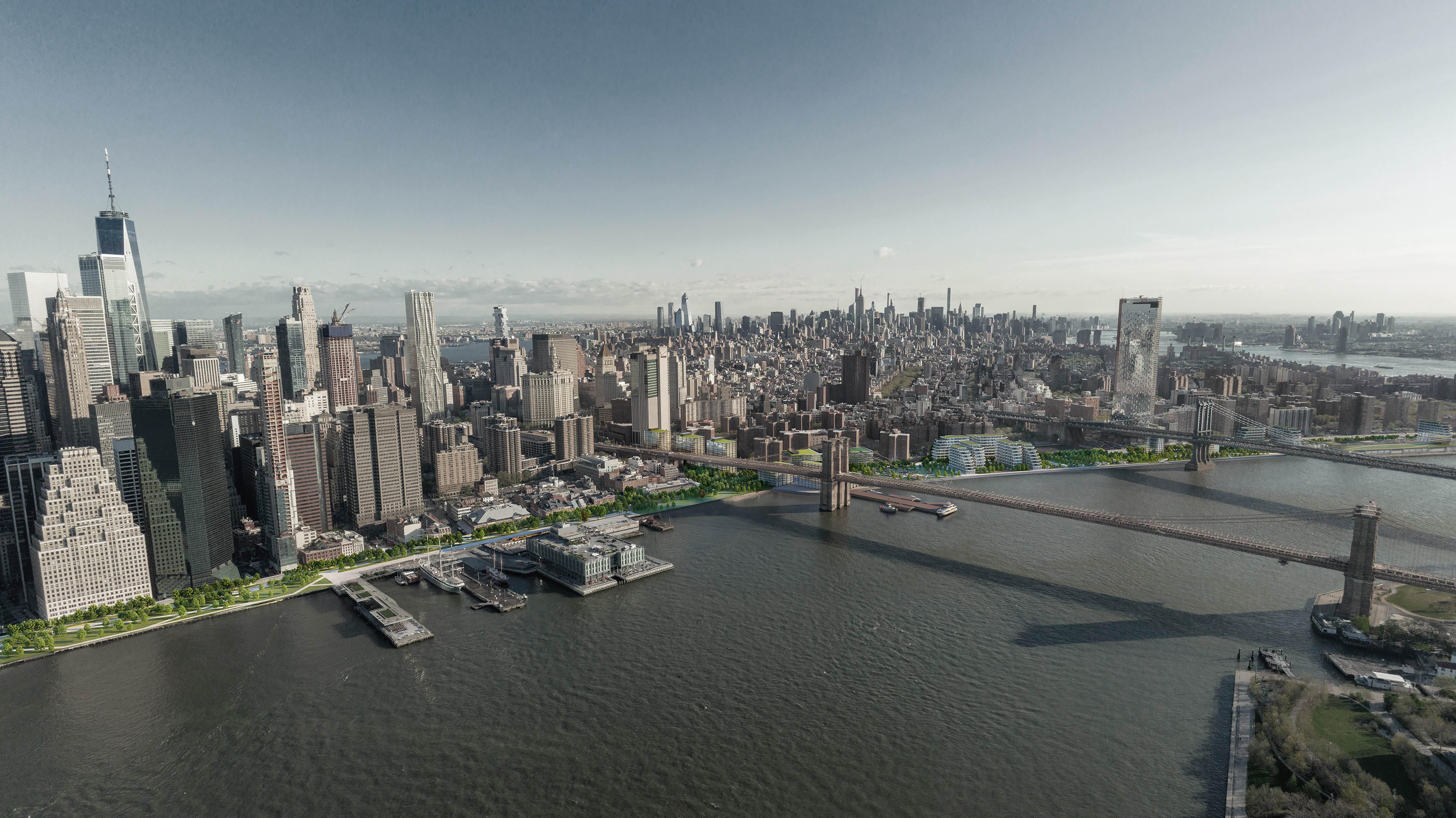 Financial District Coastal Improvement Program