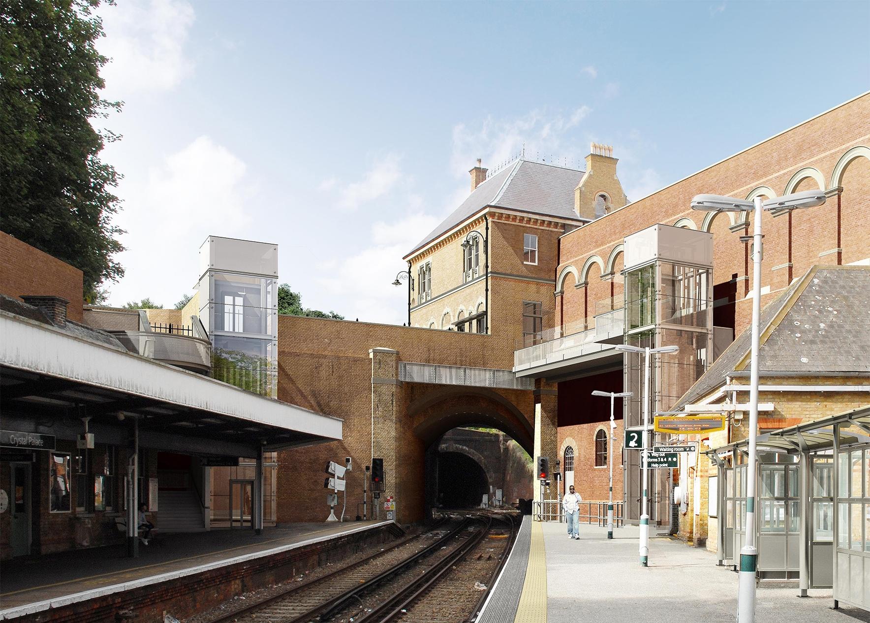 2 Crystal Palace Station