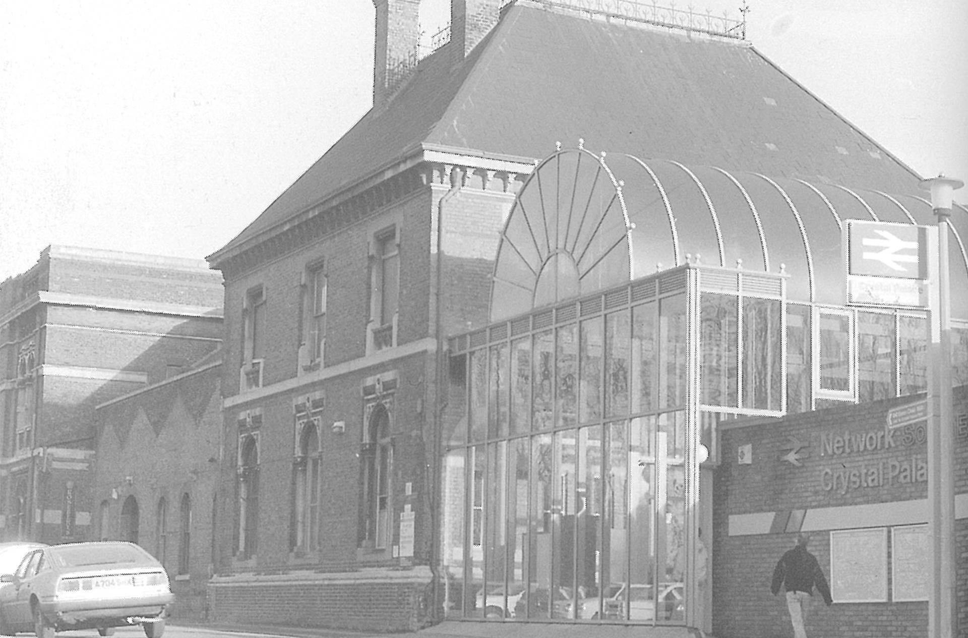 6 Crystal Palace Station