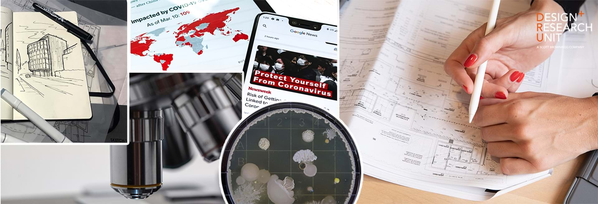 DRU Pandemic Website Banner