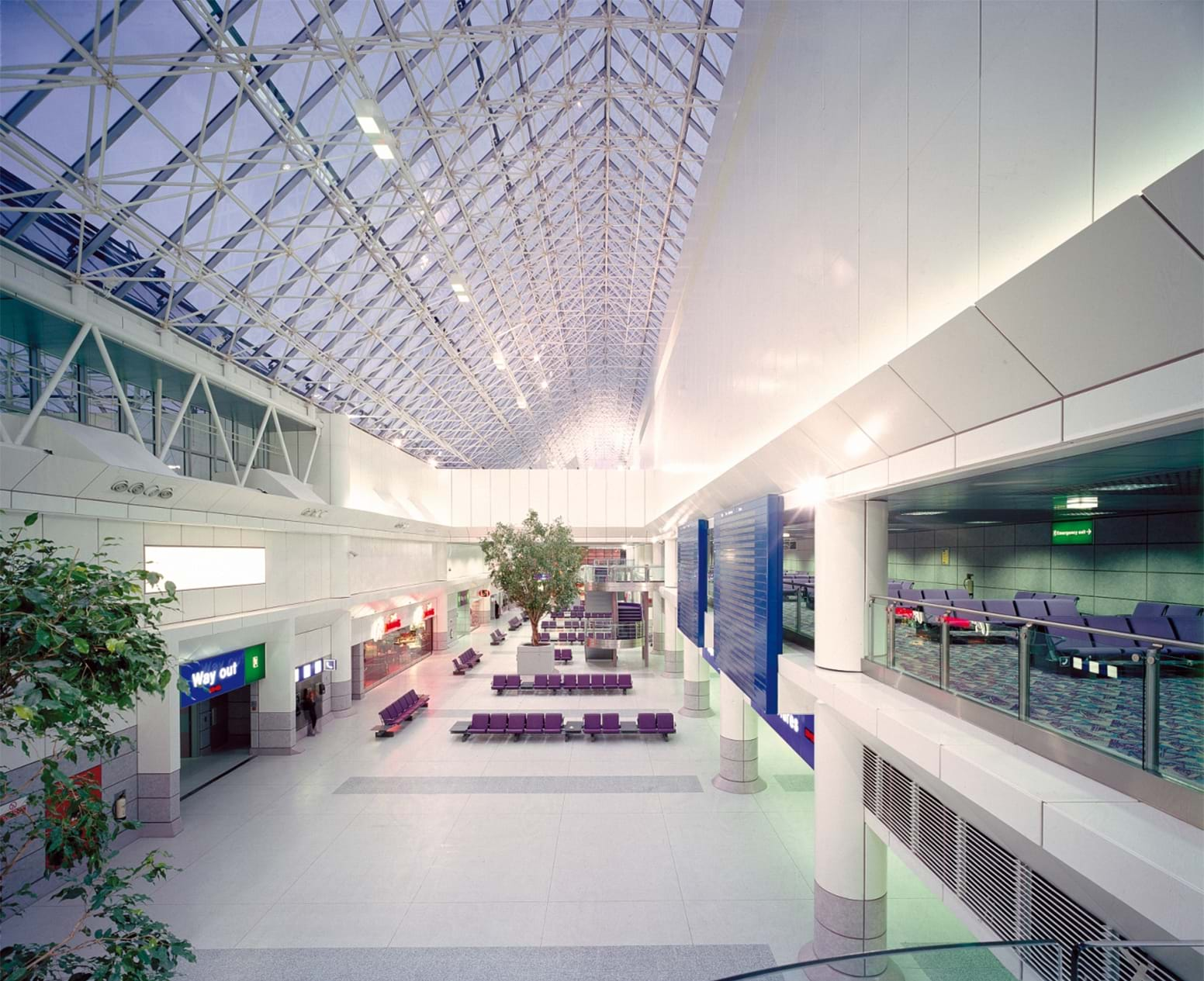 Manchester Airport 1