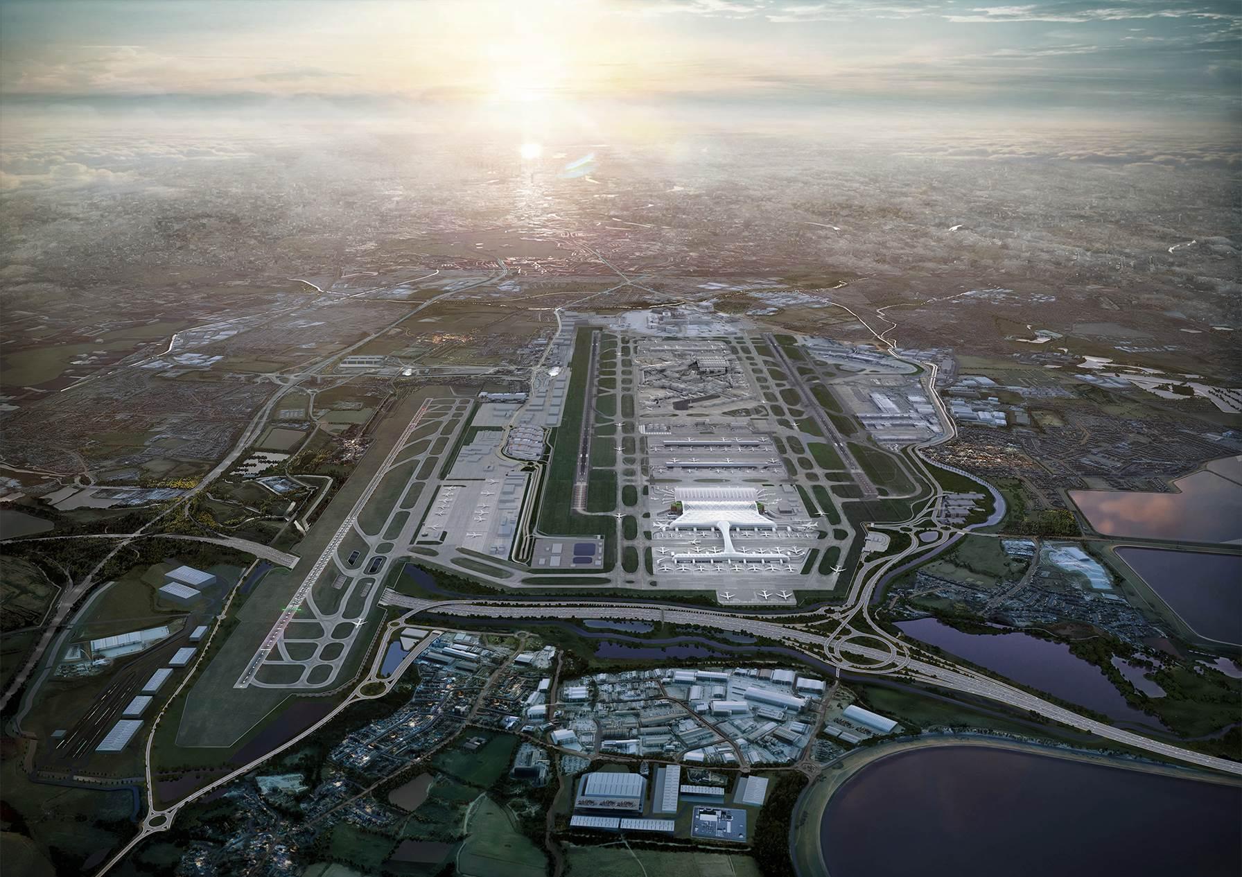 Heathrow West Brief