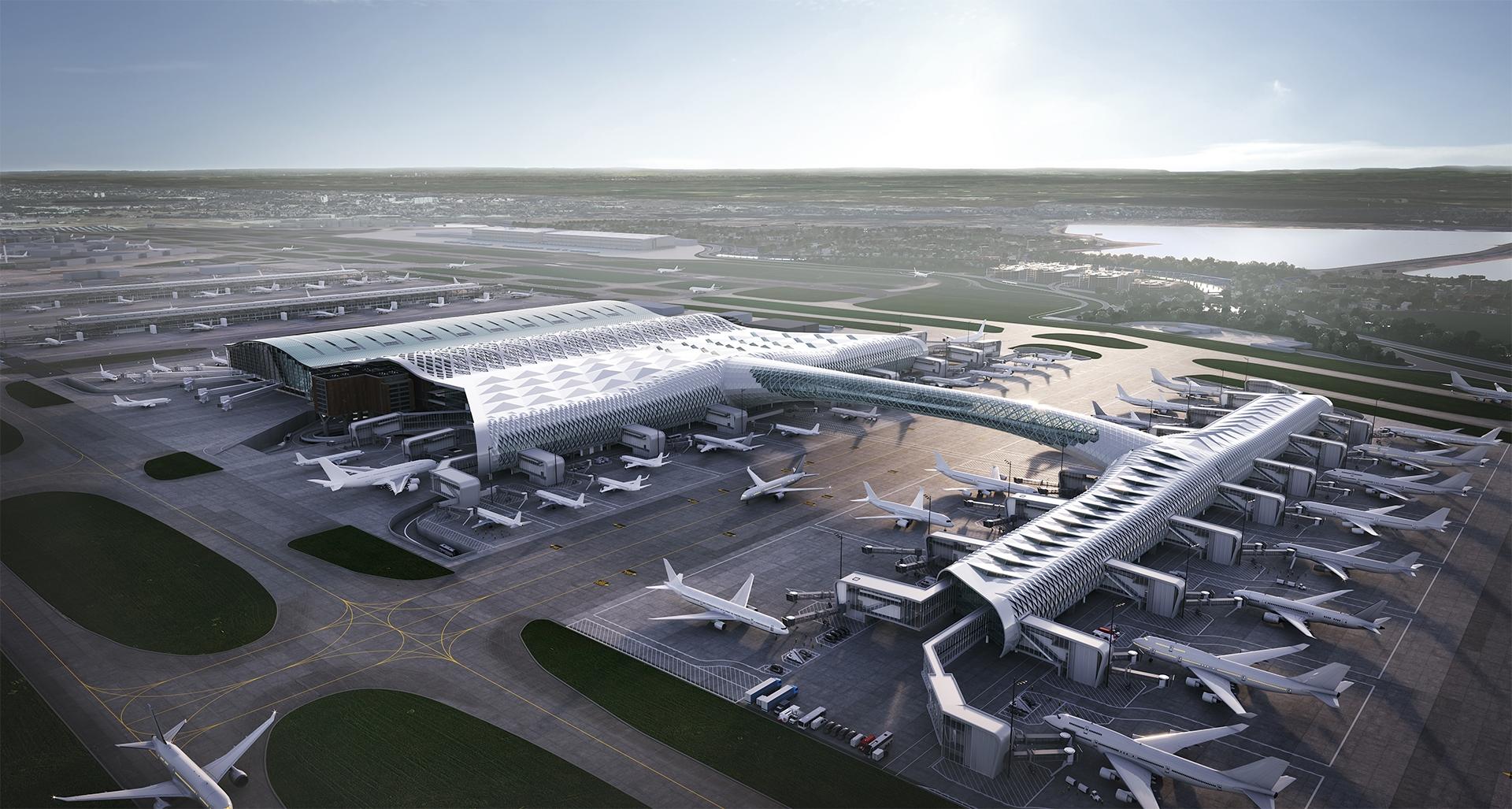 Heathrow West Concept 1