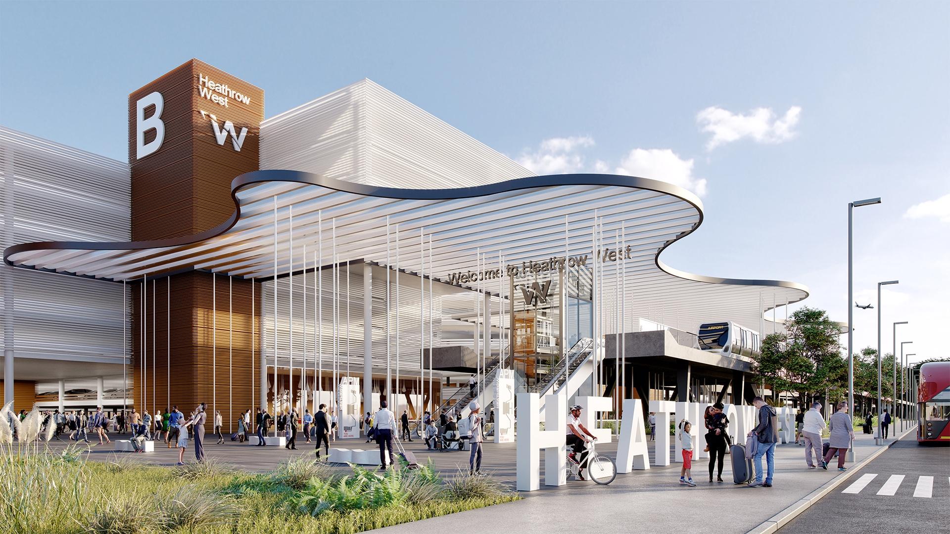 Heathrow West Features 1
