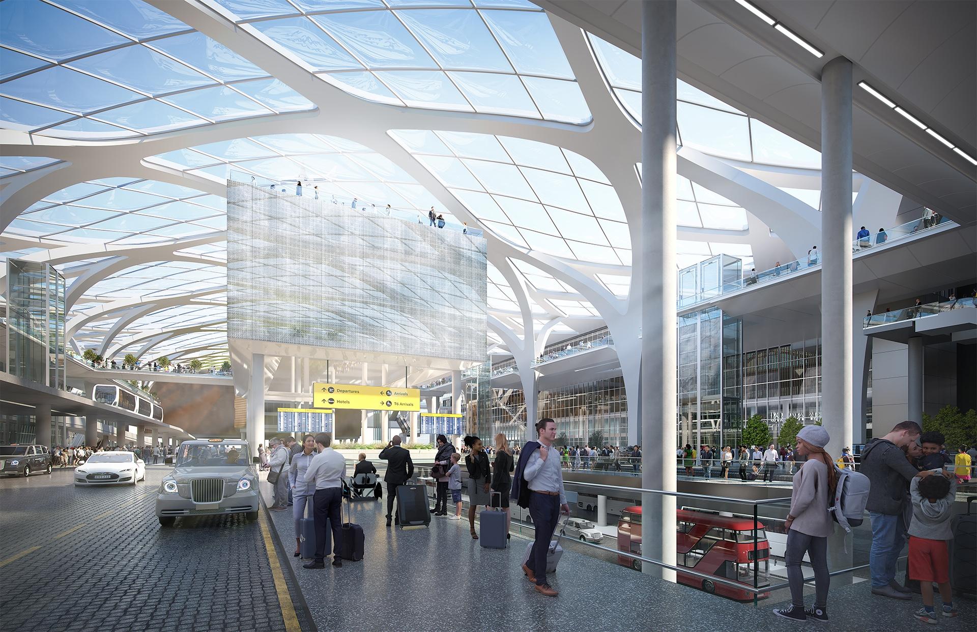 Heathrow West Features 3