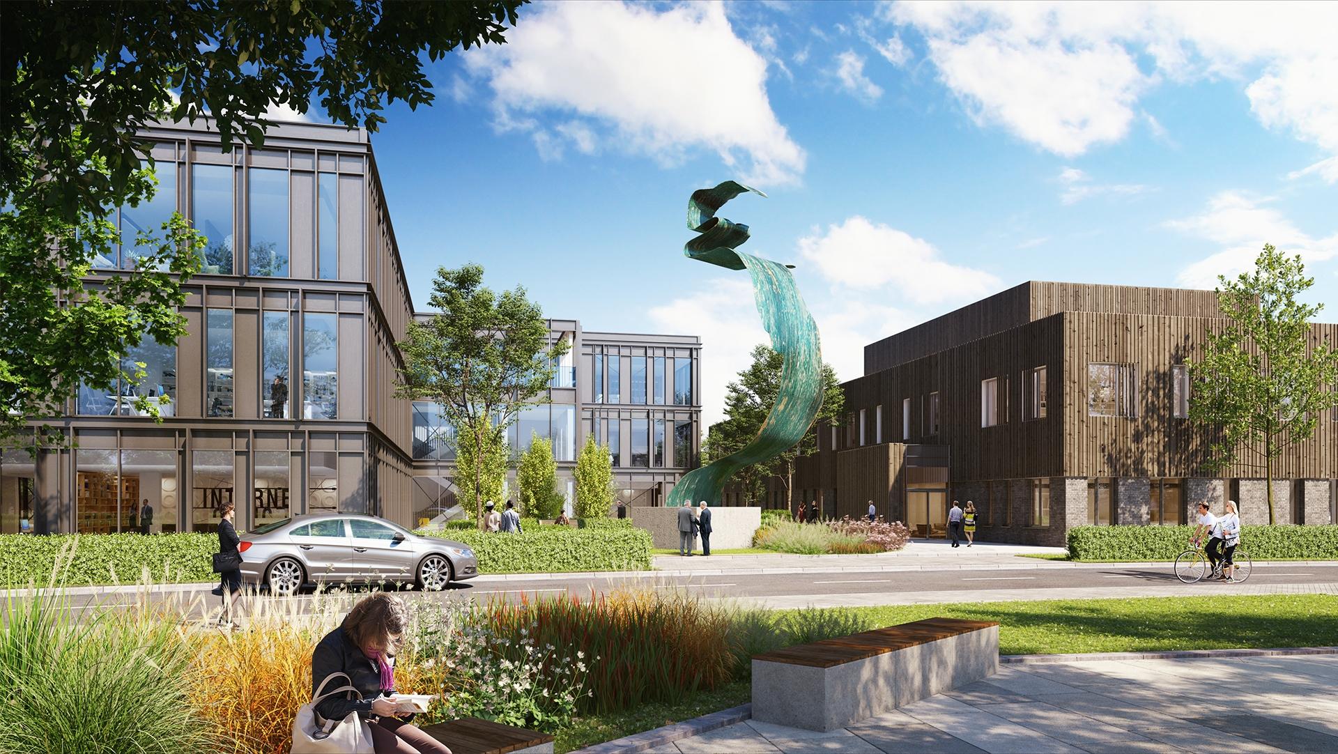 Harlow Science Park 2021